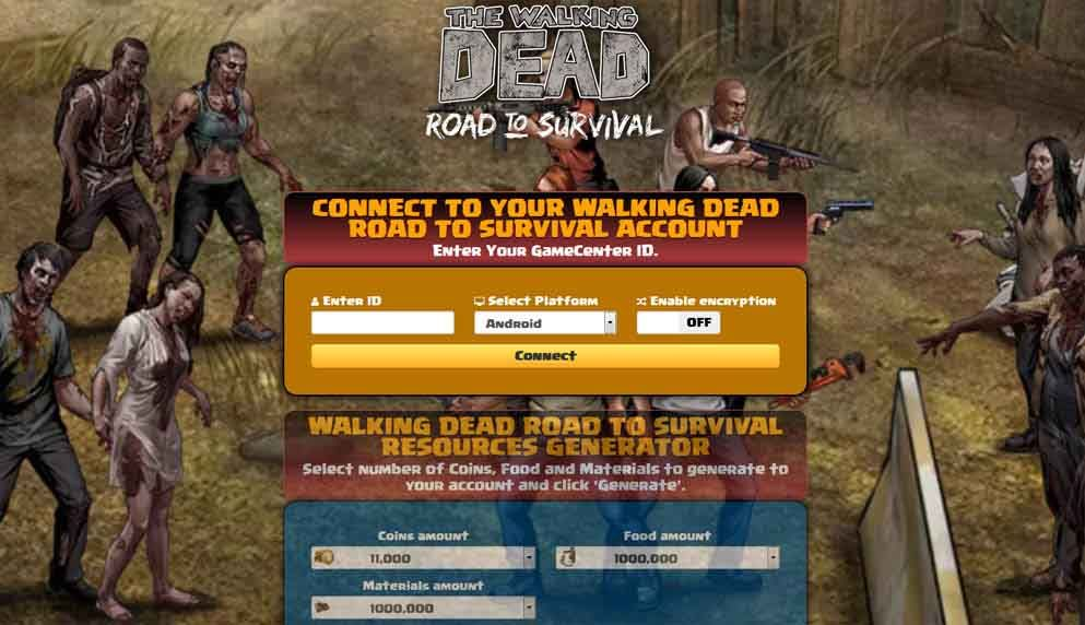Free Coins On The Walking Dead Road To Survival Hack Ios Apple
