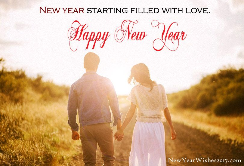 New Year Love Wishes Messages for Someone Special | Happy ...
