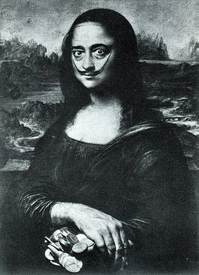 Dali Mona