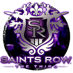 Saints Row The Third Png 256 256