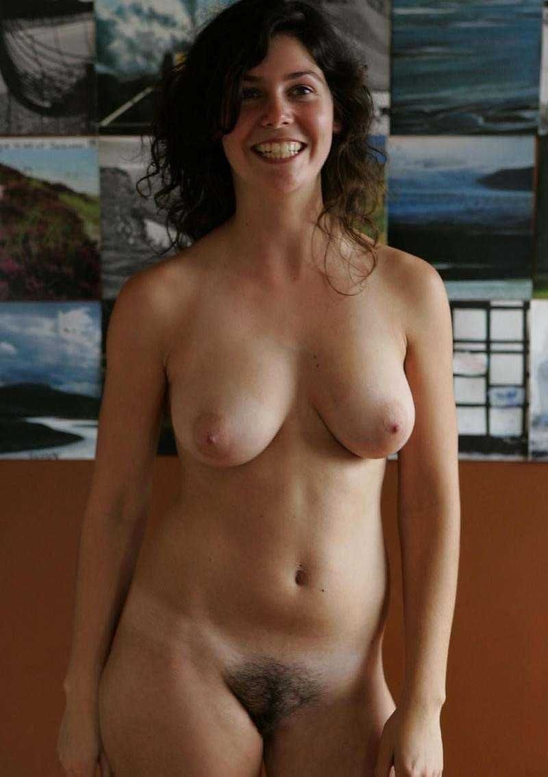 Nubile russian nudist