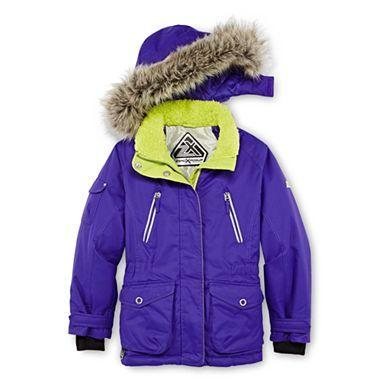 6e136de4ba9 ZeroXposur Snowboard Jacket - Girls 6-16 - jcpenney