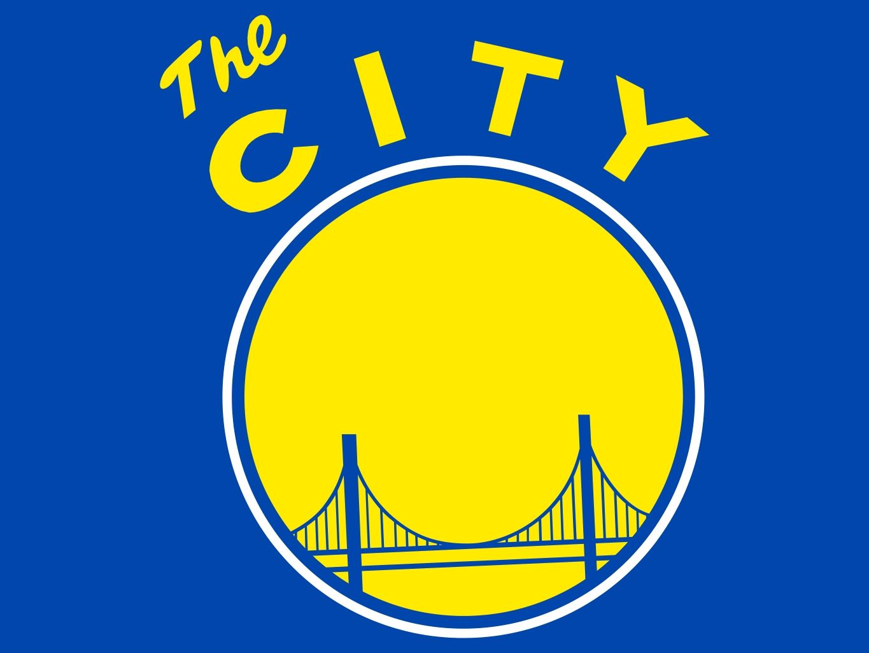 Old school Golden State Warriors Retro logo Golden state
