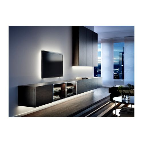 dioder lichtleiste 4 tlg led ikea wohn esszimmer pinterest wohn esszimmer. Black Bedroom Furniture Sets. Home Design Ideas