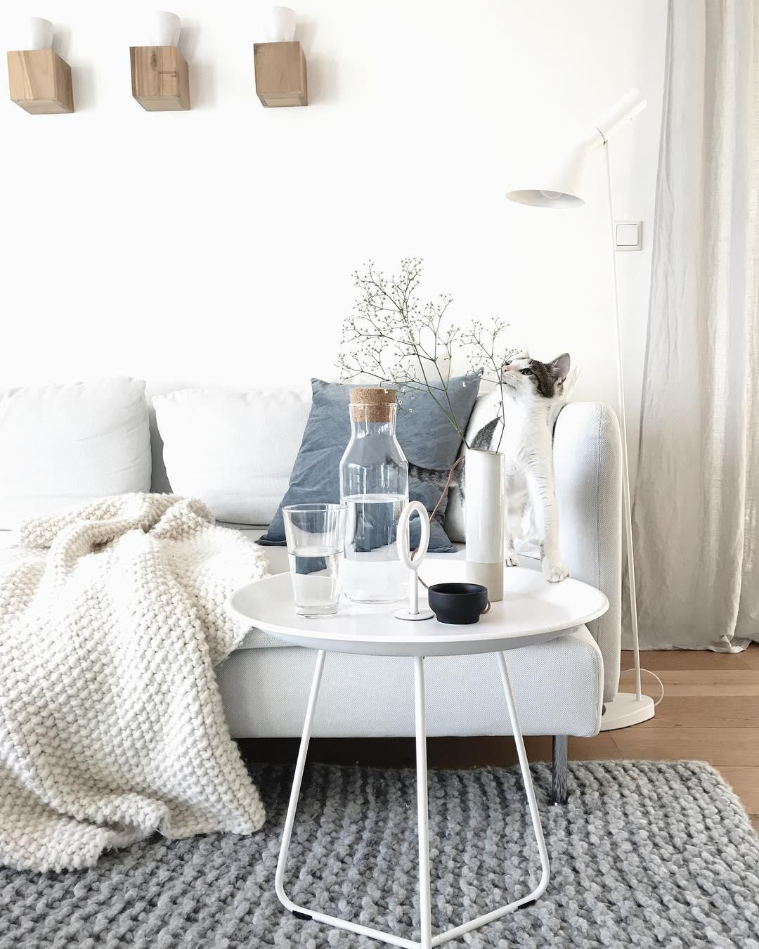 Handgewebter Wollteppich Chunky | Shabby and Interiors