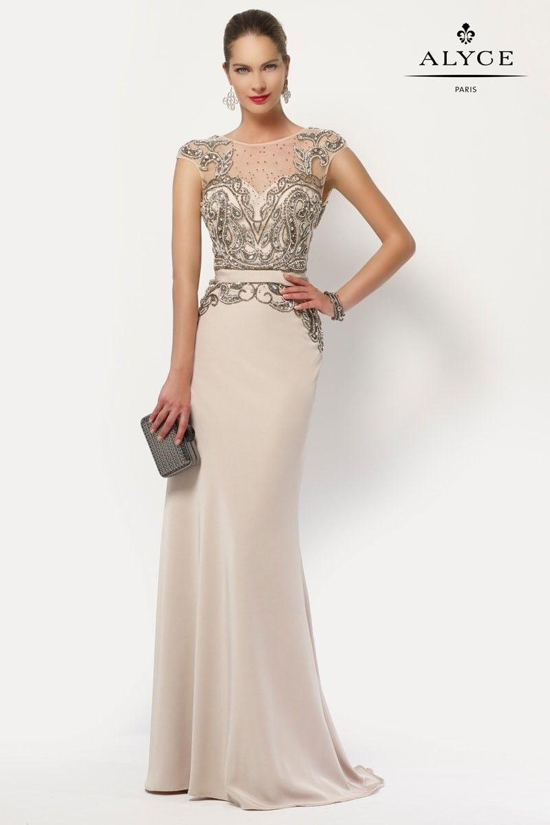 Understated Mother of the Bride Dress