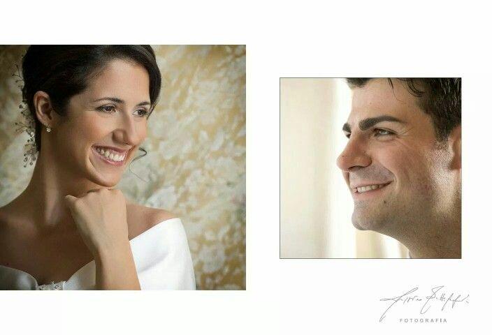 Il sorriso e l'amore tutto in uno sguardo intrappolato in un immagine indelebile