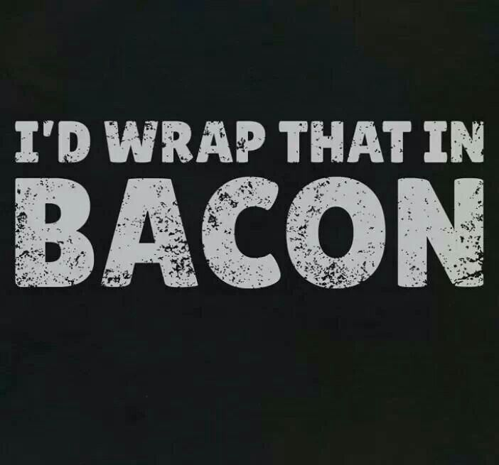 Ha!  Found a 'recipe' for bacon wrapped bacon :)