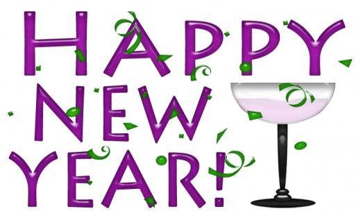 Happy New Year Clip Art Happy New Year Happy New Year Animation Happy New Year Wishes