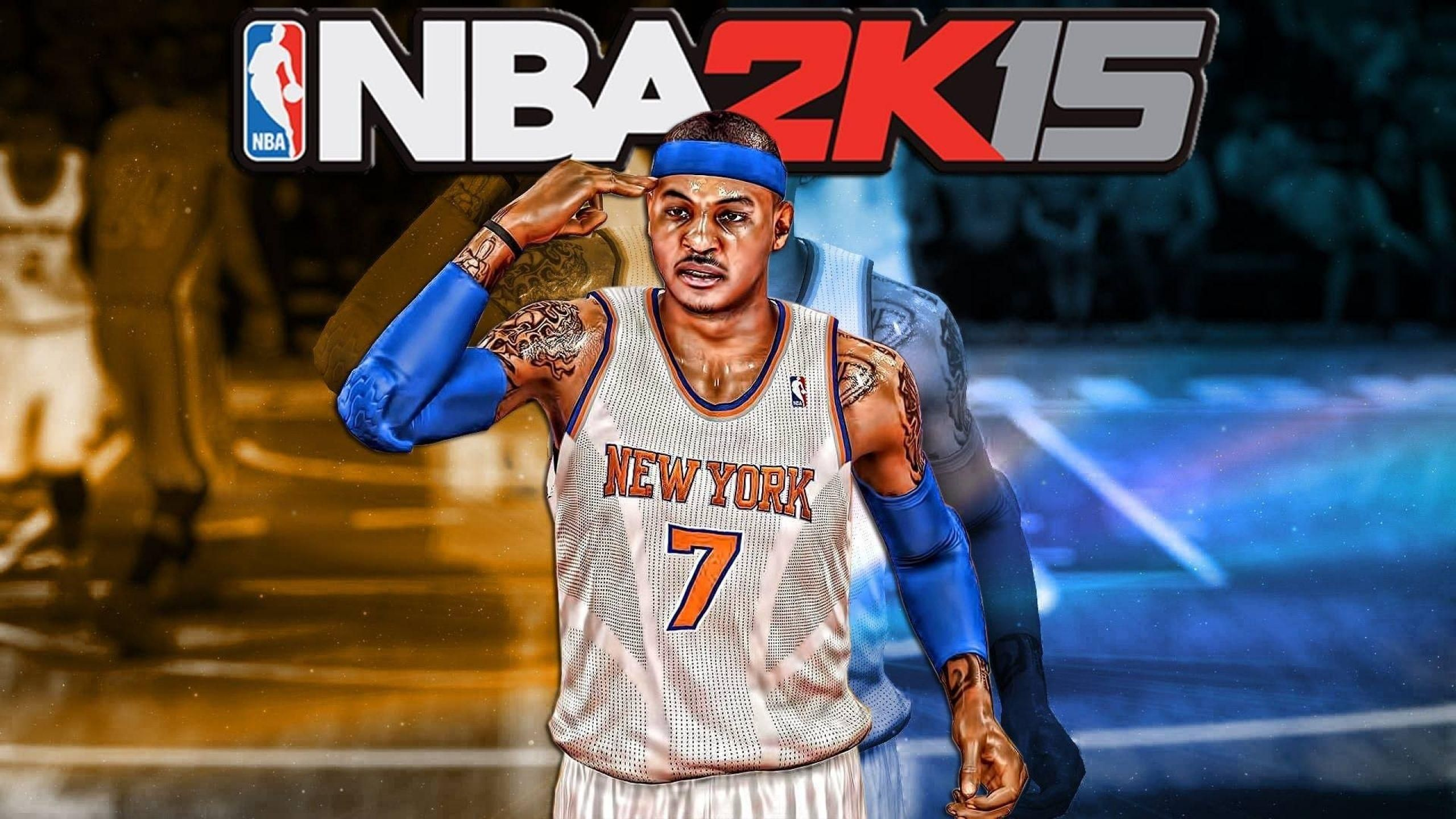 11 Of Cool Nba 2k Wallpaper In 2020 Wallpaper Nba New York Knicks