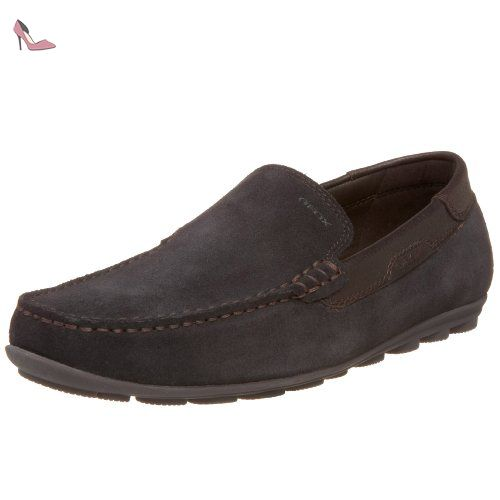 Geox U Snake, Mocassins (Loafers) Homme, Beige (C6029), 43 EU