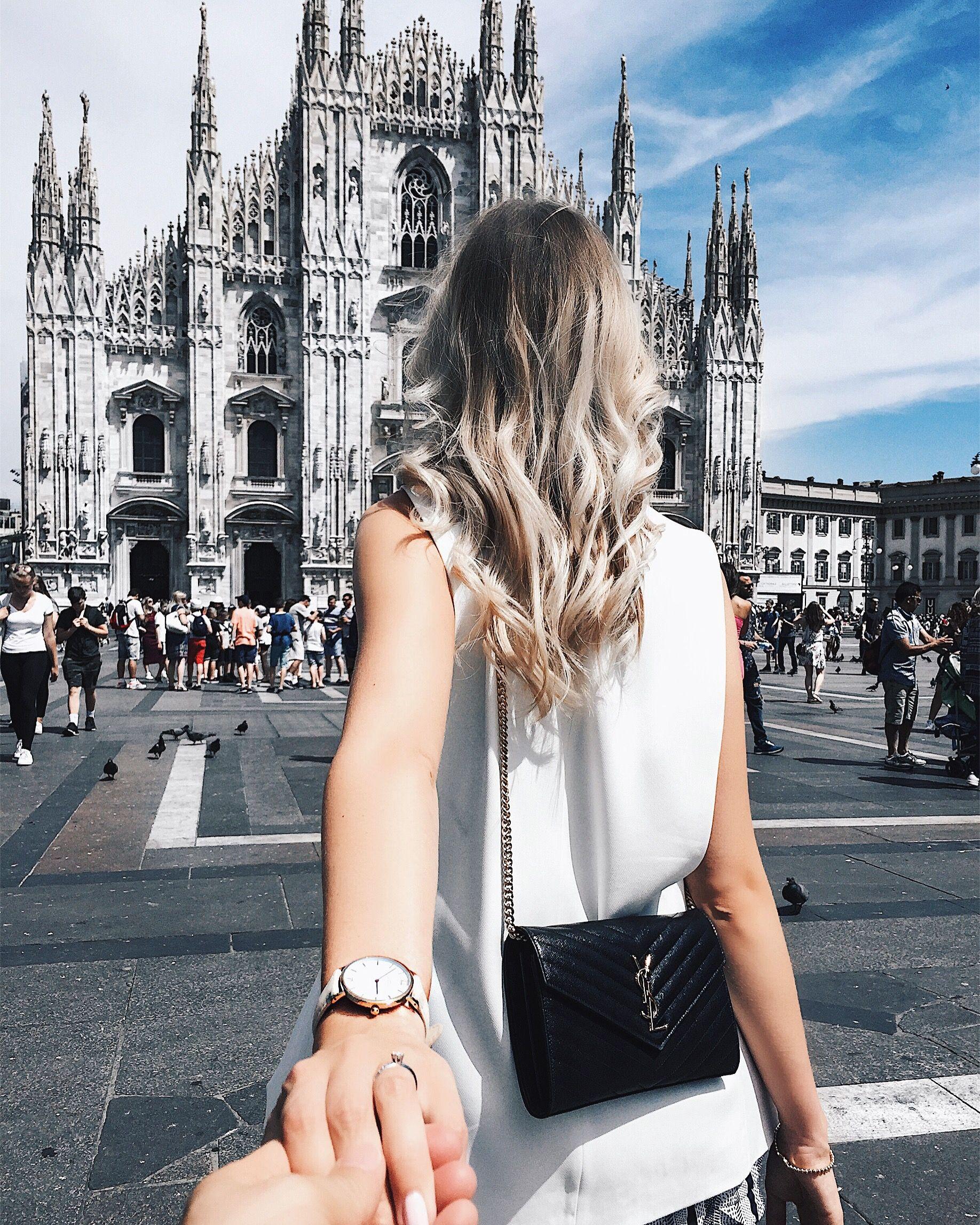 Brahma Kumaris Positive Thinking Quotes: Reisen, Mailand, Fotos