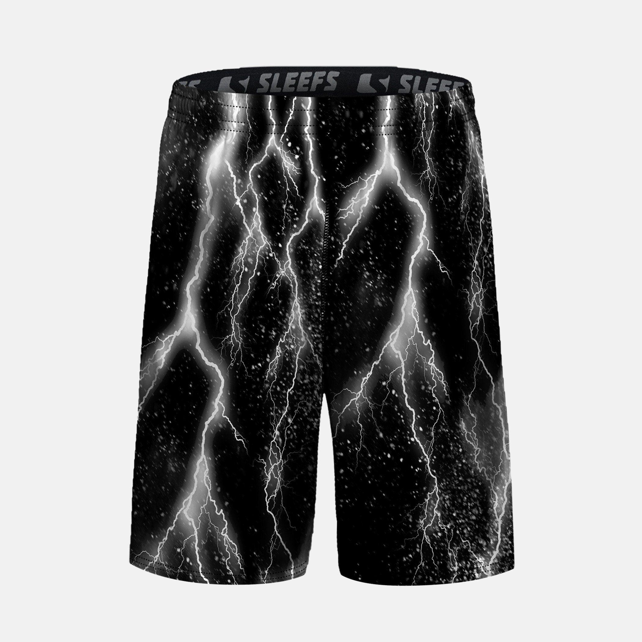 Black Rain Kids Shorts