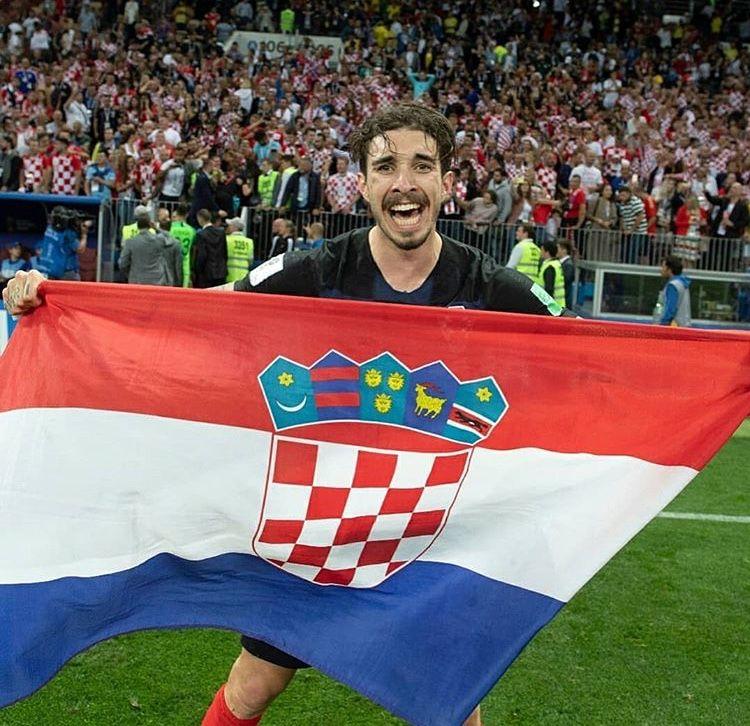 Pin By Petra Kolaric On Things I Like Football Pictures Soccer Stars Zagreb Croatia