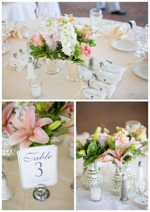 Marriage: a blue and pink summer wedding - Aphrodite's World