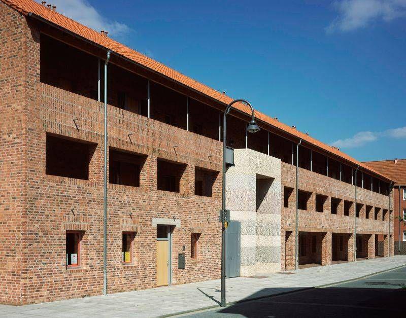 Architektur Köln katholisches gemeindezentrum köln blumenberg in köln architektur