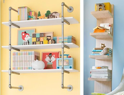bedroom organization ideas diy with vertical storage shelves wall ...
