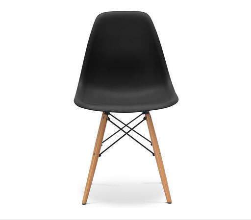 Chaises Privatefloor Chaise Dsw Inspiree Charles Eames Bakelite Mat Decoration Francaise Chaise Dsw Charles Eames