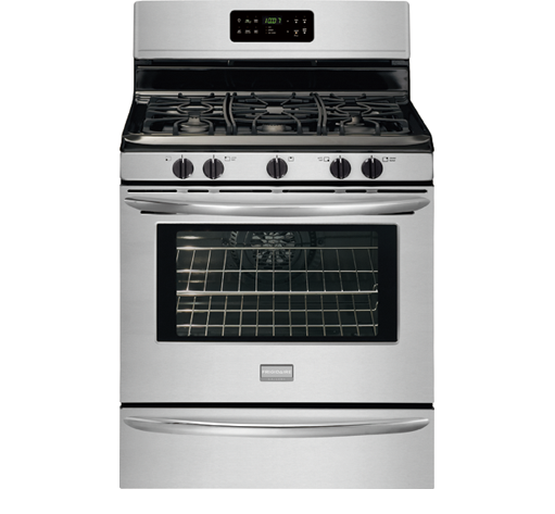 Frigidaire Gallery 30 Freestanding Gas Range Frigidaire Gallery Kitchen Appliance Packages Cleaning Oven Burners