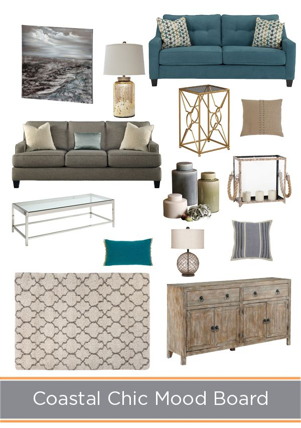 Redecorating and looking for chic coastal inspiration? Look no