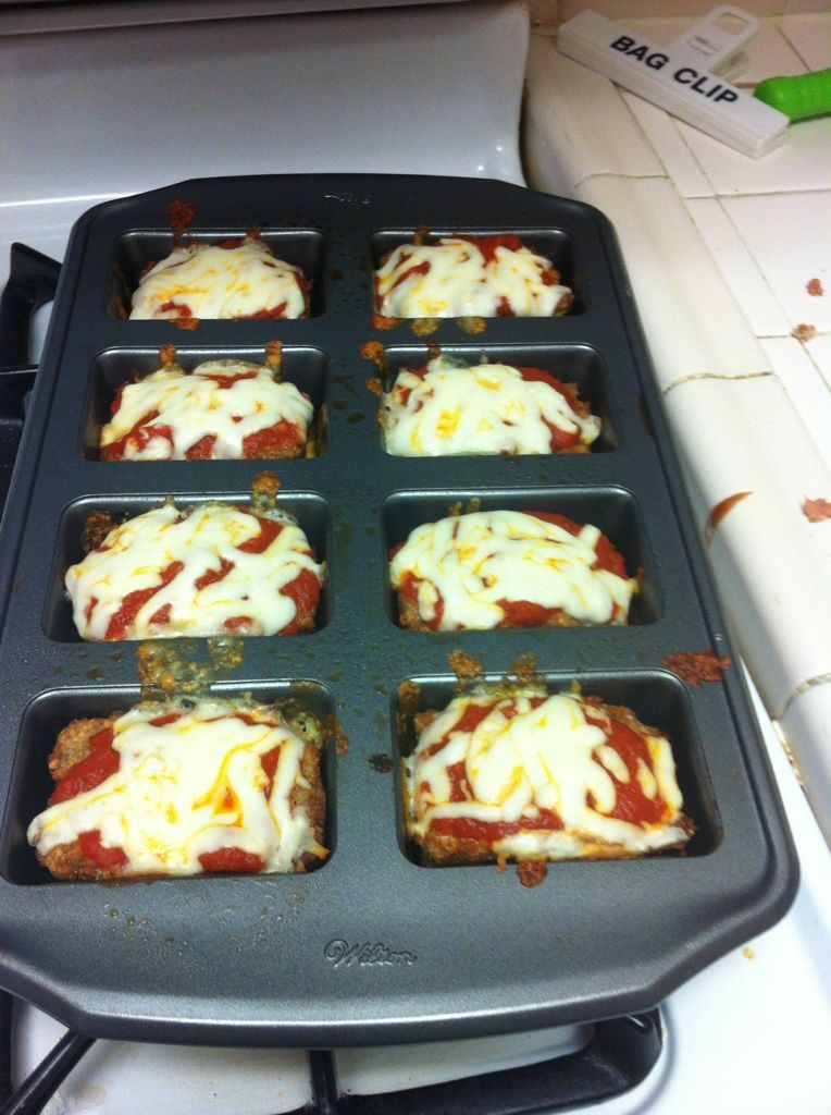 Life After Having The Gastric Sleeve Turkey Meatball Squares