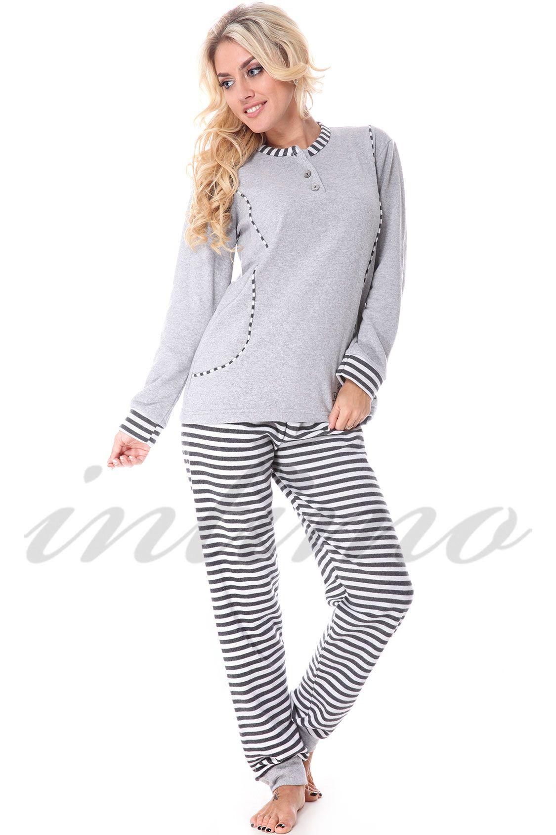 ceba2b5e3e7af Женская пижама - купить в Киеве, цены на атласные и шелковые пижамы и  домашние костюмы