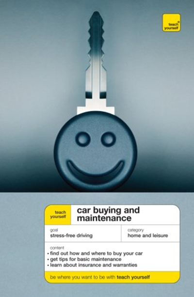 Teach Yourself Car Buying And Maintenance Teach Yourself General Reference By John Henderson Mcgraw Hill Car Buying Car Purchase Repair And Maintenance