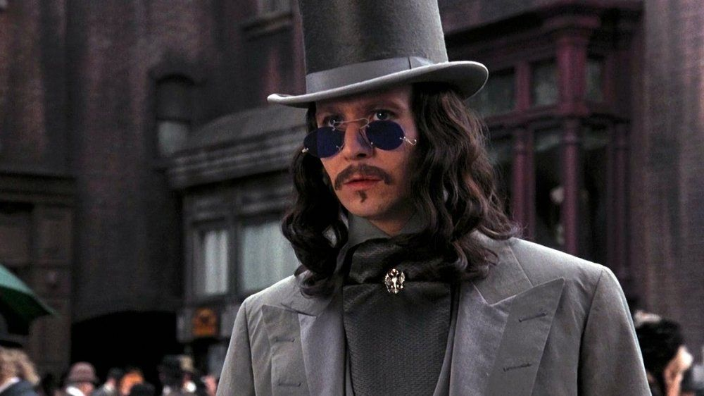 Gary Oldman as Dracula Count