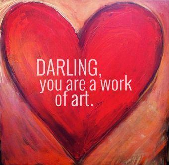 You had me at darling