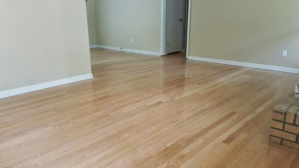 Image Result For Unstained Red Oak Floors