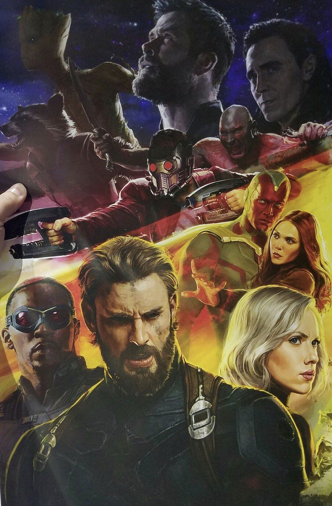 PÓSTER+CONCEPTUAL+AVENGERS+INFINITY+WAR+COMPLETO