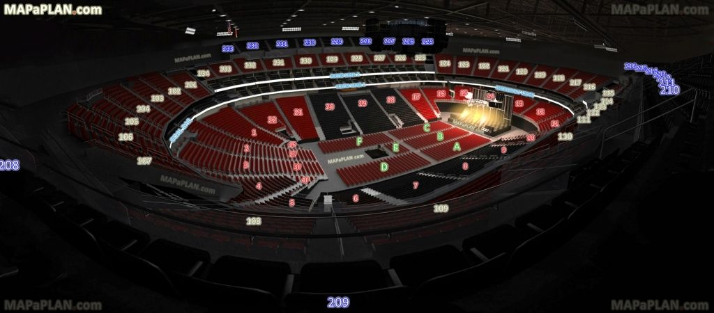 The Most Elegant Prudential Center Newark Seating Chart