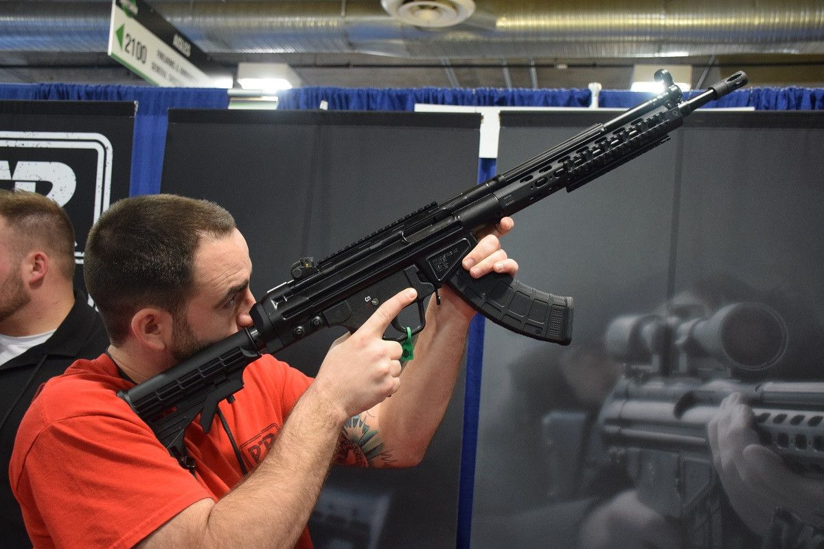 This is the ptr 32 kfm4r gen 2 its a g3 chambered in 762x39 that this is the ptr 32 kfm4r gen 2 its a g3 chambered in 762 publicscrutiny Images