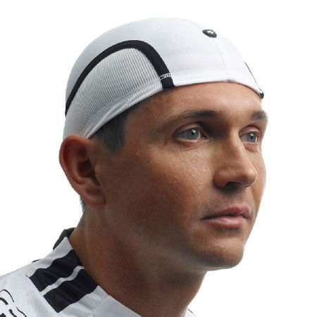 Assos roboFoil Cap Cycle Headwear roboFoil is the ASSOS ultra-light cap. A new, intelligent accessory. Wear one under your helmet whenever you need optimal sweat transportation, thermo regulation and sun protection. Made to be as ligh http://www.MightGet.com/january-2017-11/assos-robofoil-cap-cycle-headwear.asp