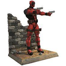 Marvel Select Deadpool Figure Art And Images Pinterest