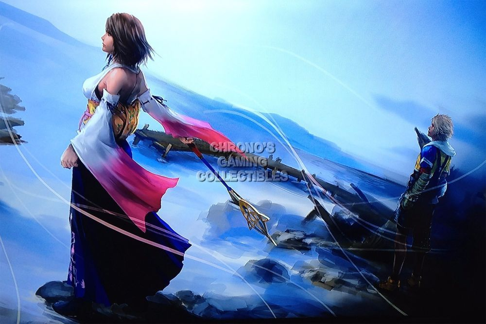 RGC Huge Poster - Final Fantasy X HD Remaster Yuna PS2 PS3 PS4 PS Vita - FFX002 | Home & Garden, Home Décor, Posters & Prints | eBay!