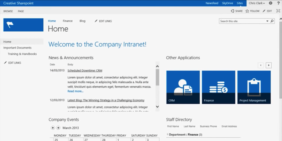 Confluence Vs Sharepoint The Best Intranet Software