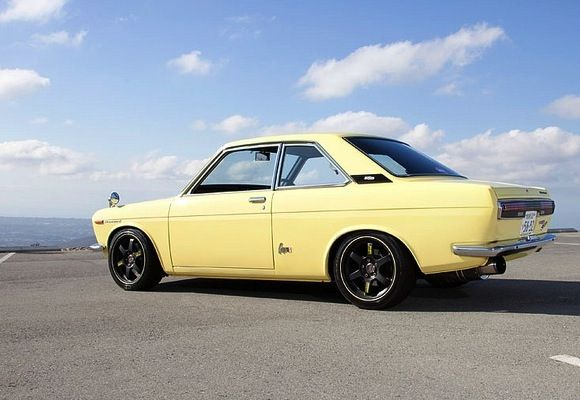 1970 Datsun Bluebird Sss Coupe The Jdm Rhd Sibling To 510