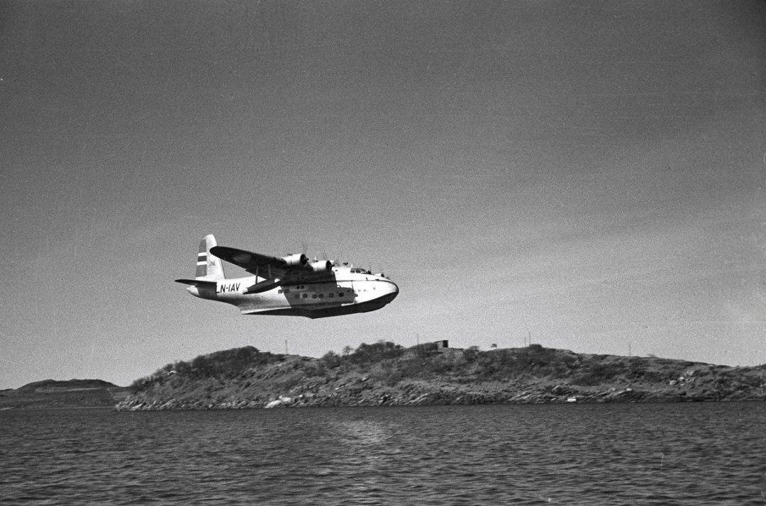 c00a3cb1 SENSASJON: Det Norske Luftfartsselskaps