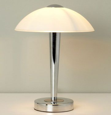 Alfie Art Deco Style Table Lamp At BHS
