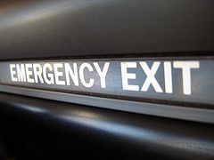 How to Keep Your Employees - so they don't take the emergency exit! {Blog post} ...Good managers conduct informal stay #interviews on a consistent basis and benefit from their value in the form of better #employee retention and productivity...