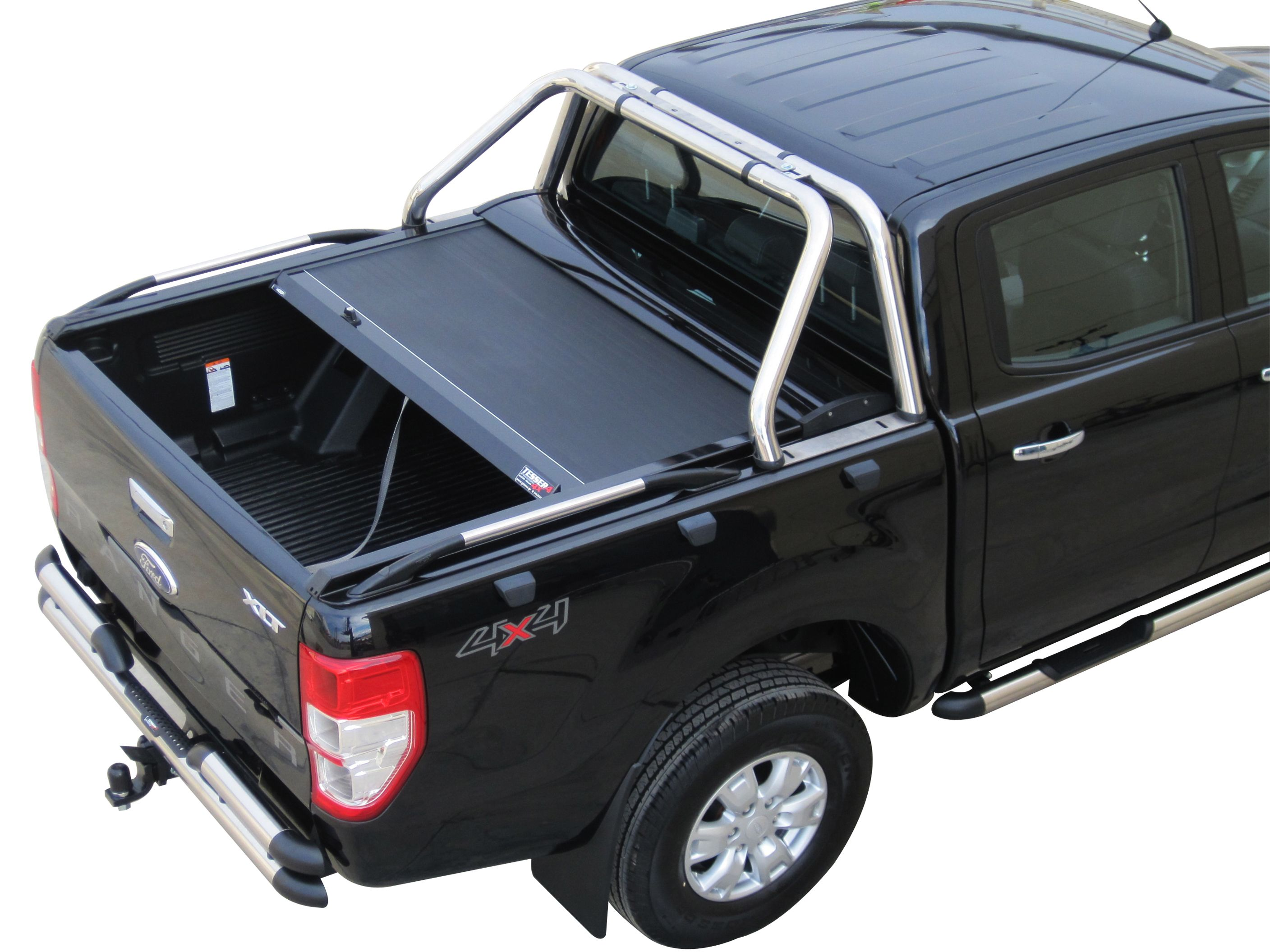 Ford Ranger T6 2012 On Tessera 4x4 Accessories Uk Ford Ranger 4x4 Accessories Ford Ranger Wildtrak