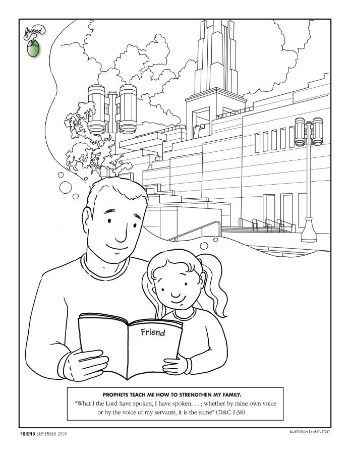 general conference coloring pages coloring pages