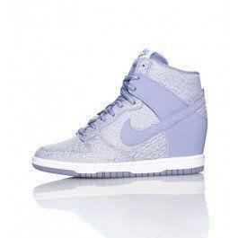 brand new affe9 a1c5b Nike Dunk Sky High (Haute) TXT Wedge Chaussures Femme Code de Style   644410500 Lavande Vente en ligne