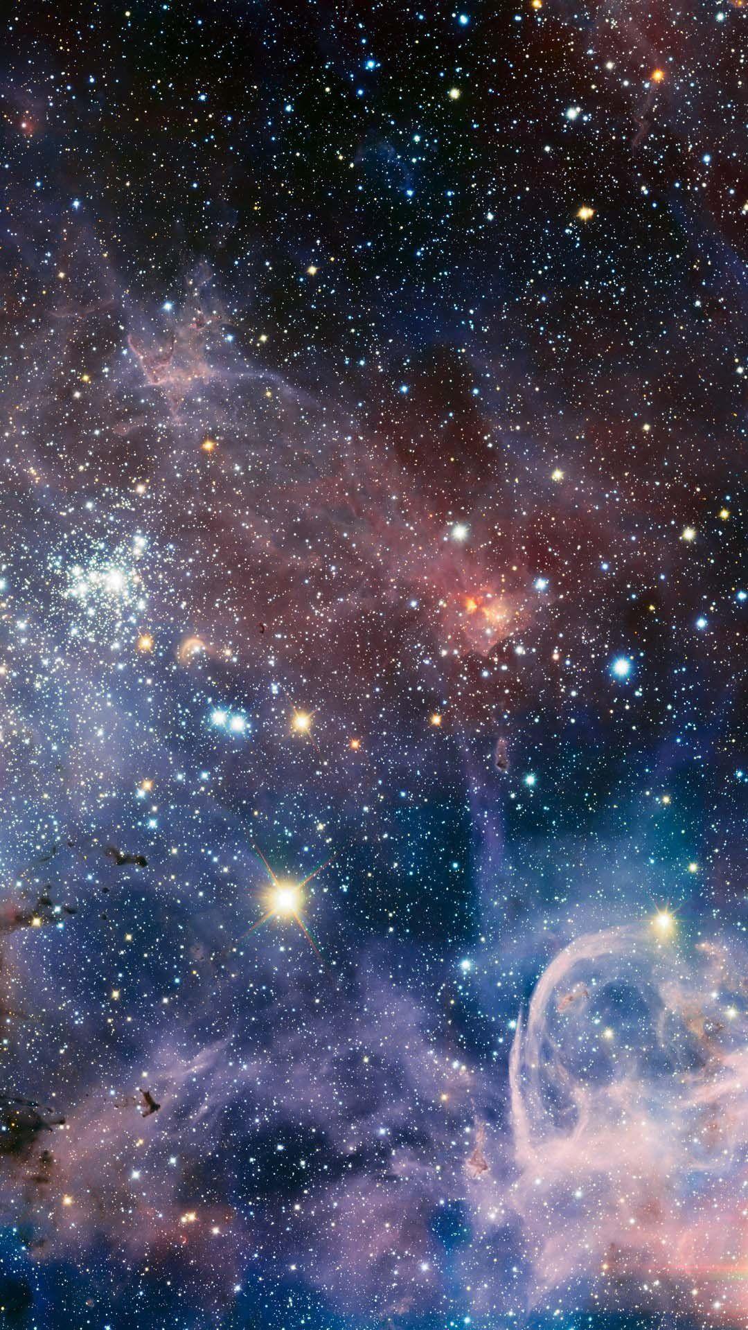 Scenic Galaxy Most Beautiful Star Star Wallpaper Background Wallpaper Background Iphone In 2020 Space Phone Wallpaper Space Iphone Wallpaper Galaxy Phone Wallpaper