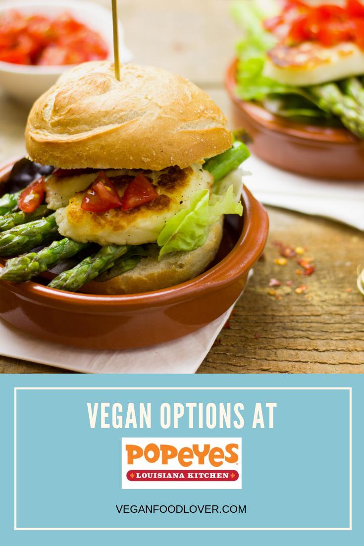 Vegan Options At Popeyes Louisiana Kitchen Vegan Food Lover Vegan Friendly Restaurants Vegan Options Popeyes Louisiana Kitchen