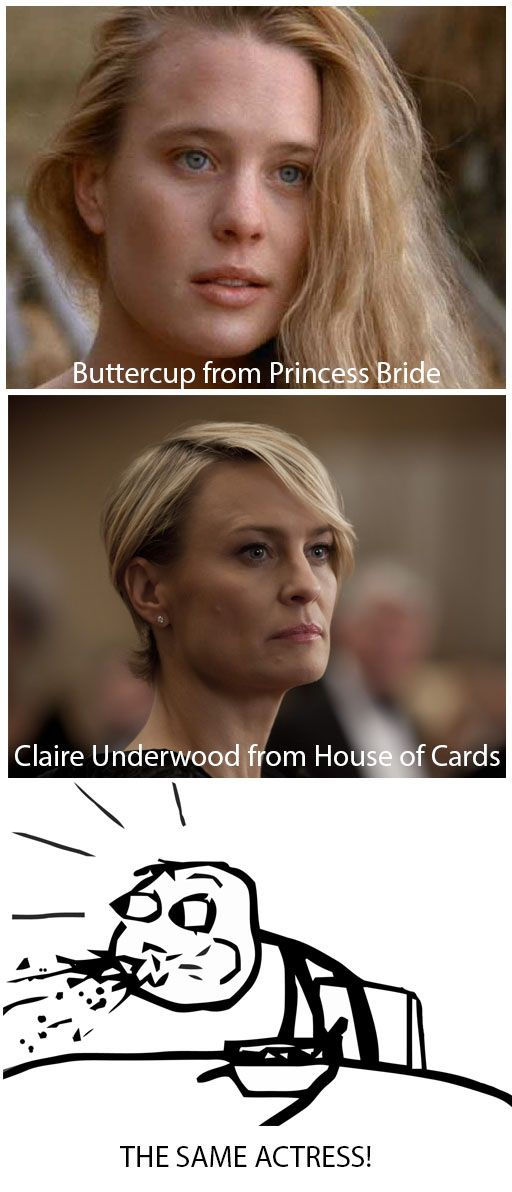 House of Cards Princess Bride