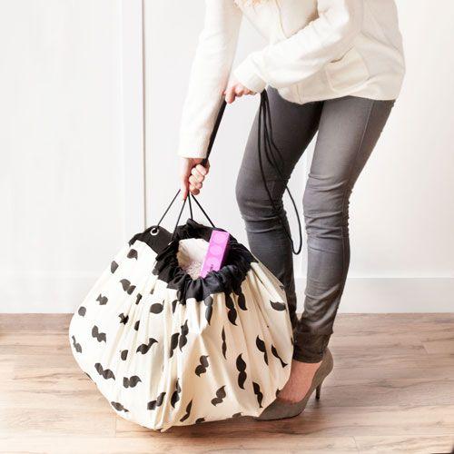 sac de rangement tapis de jeu en