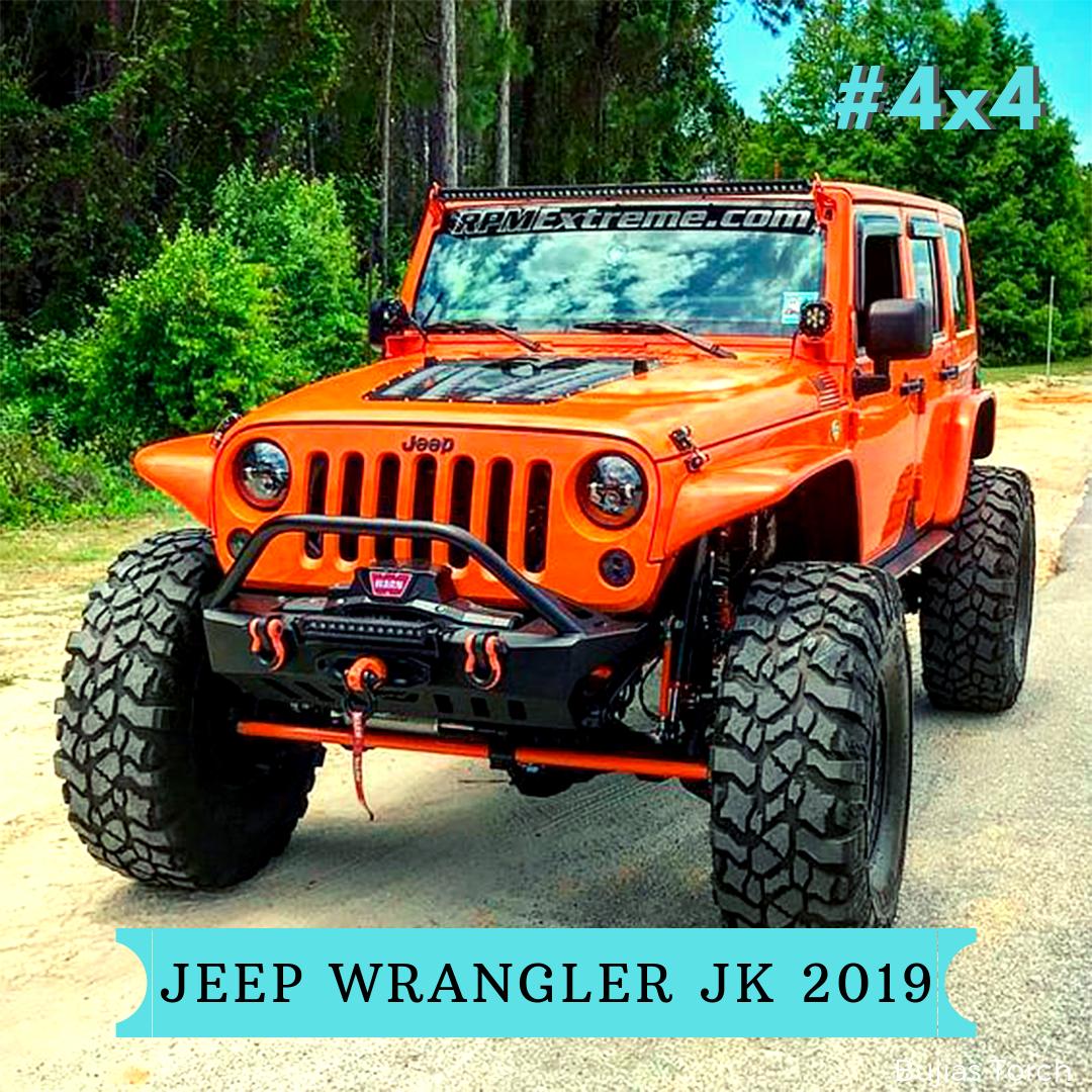 La Esperada Nueva Generacion Del Jeep Wrangler Llegar Al Mercado