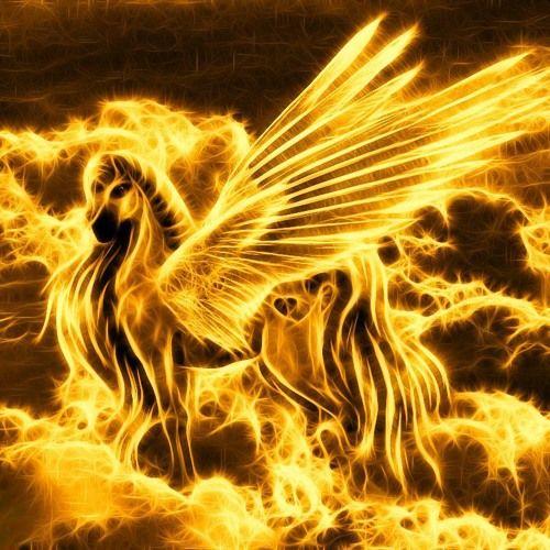 Is It True Master 128 Mp3 By Funkmata On Soundcloud Pegasus Art Fire Horse Magical Horses
